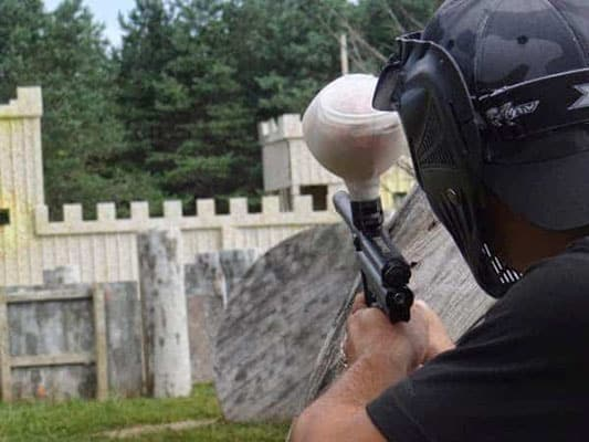 Commando Paintball Parties Birthday Company Events And More