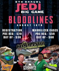 Jedi Bloodlines Big Game